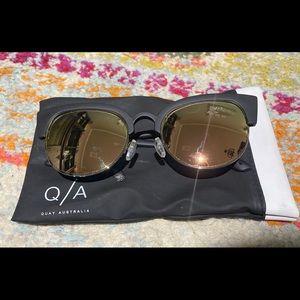 Brand new Quay Australia Sunglasses